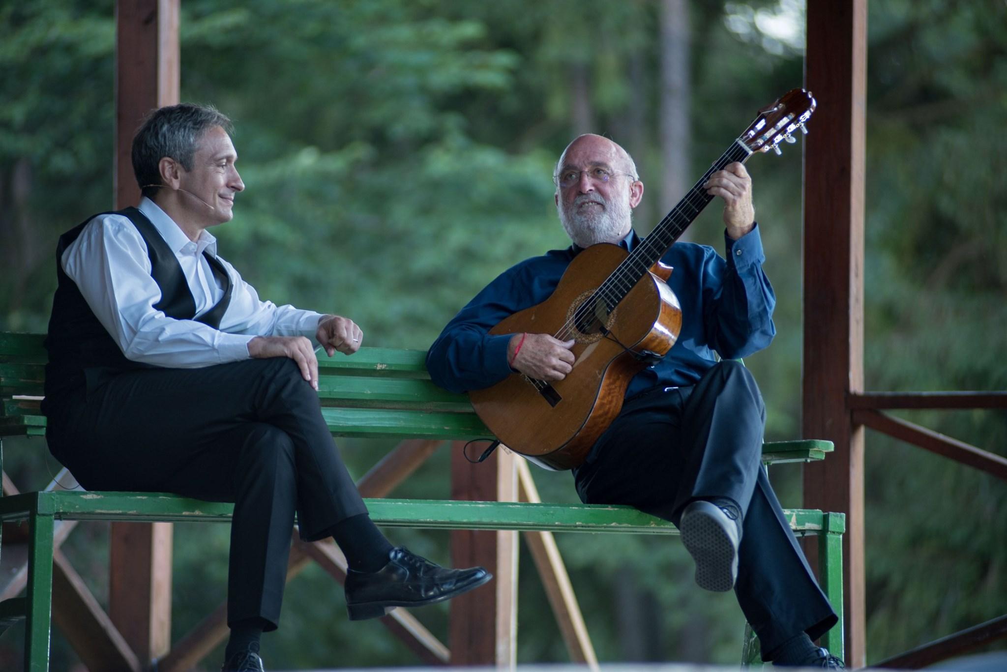 Vannak vidékek – Bogdán Zsolt és Kaláka együttes Kányádi estje